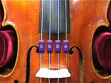 how to choose violin strings